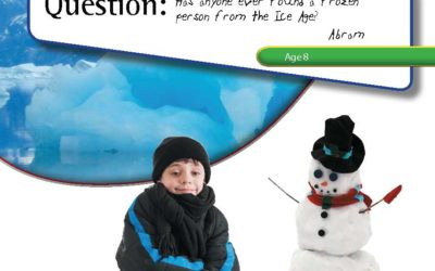 Has A Frozen Person From The Ice Age Ever Been Found?