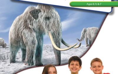 What Kind Of Animals Lived In Places The Ice Age Affected?